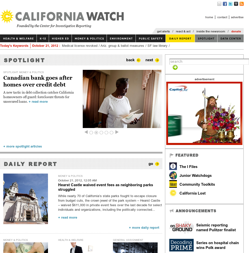California Watch
